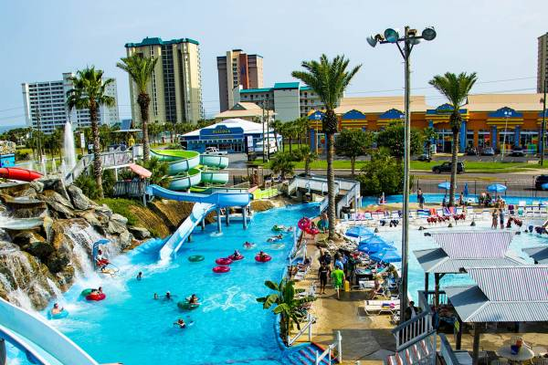 Big Kahuna Water Park Sandestin Florida