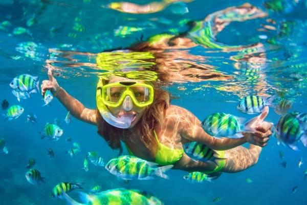 Snorkeling Sandestin Florida