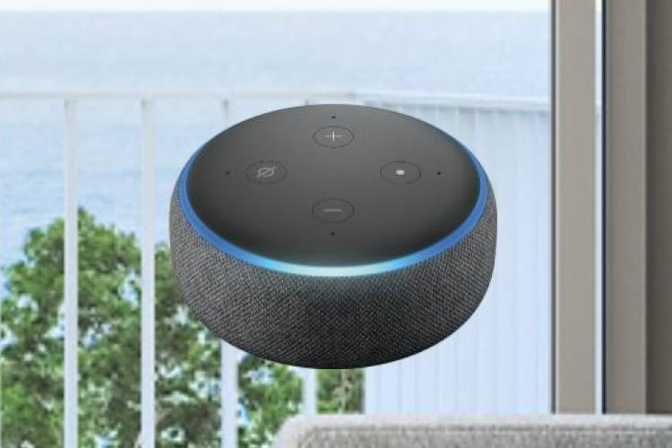 Alexa Dot Voice Assistant provided by Xplorie for Have Travel Memories Vacations