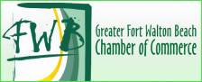 Fort Walton Beach Chamber of Commerce for Have Travel Memories Vacations Proud Member