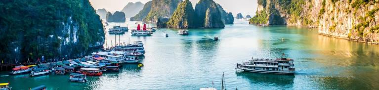 Halong Bay, Vietnam, travel, beard & compass, travel advisor, have travel memories vacations, Destin, Florida, world travel